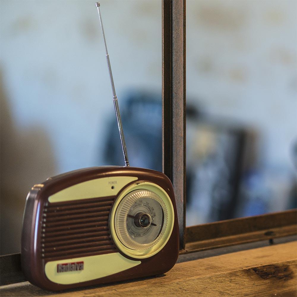 Domaine des Carriers - photos radio Radialva