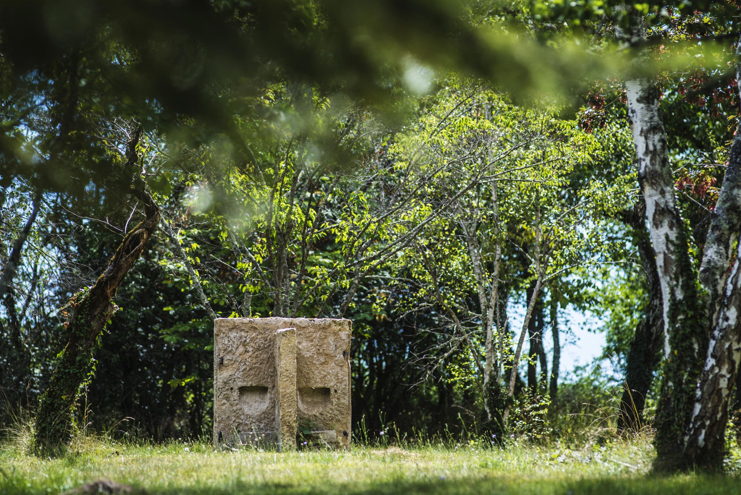 Domaine des Carriers - photos jardins